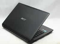 Laptop Gaming - Acer Aspire 4750G Bekas