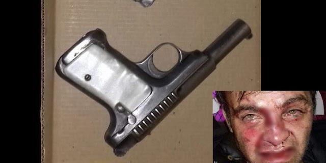 Seguridad, armas contra robos