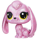 Littlest Pet Shop Series 2 Sparkle Pets Dazzles Bunnyton (#2-S5) Pet
