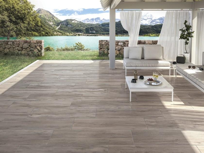 Consigli d 39 arredo - Pavimento esterno finto legno ...