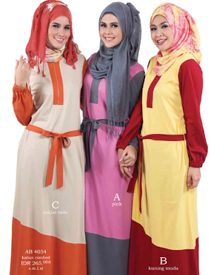 Koleksi Baju Muslim Trendy untuk Anak Remaja