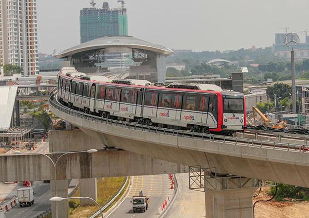 Semakin Hari Semakin Dekat Jer Dengan LRT #RapidKL