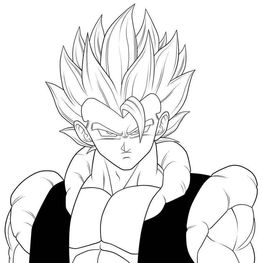 40 Desenhos De Dragon Ball Z Para Colorir, Pintar