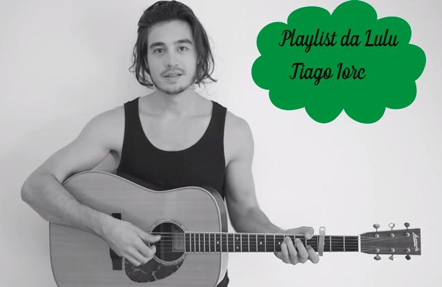 Playlist da Lulu: Coisa Linda - Tiago Iorc, trilha sonora de Sol Nascente