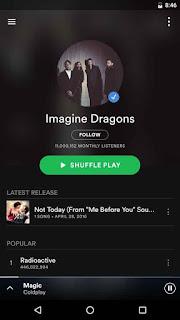 Spotify Music v8.4.43.632