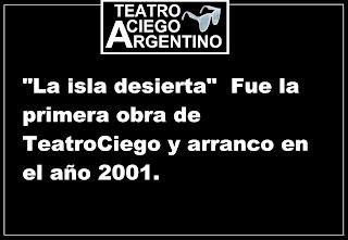 Teatro Ciego Argentino