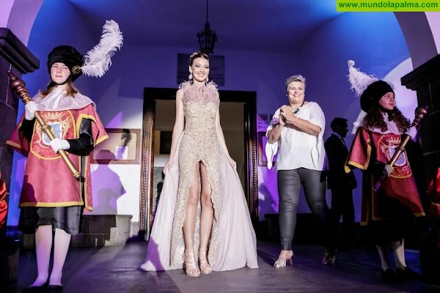 Los Llanos de Aridane corona a la Reina de sus Fiestas Patronales