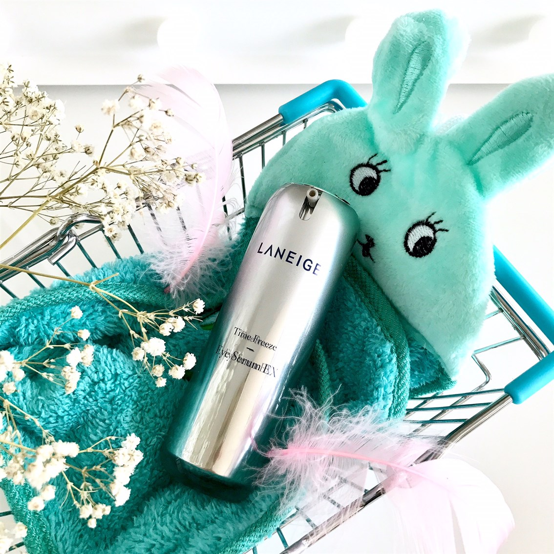Laneige Time Freeze Eye Serum EX