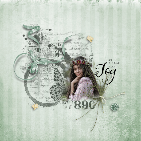joy © sylvia • sro 2018 • a touch of spring by moosscraps designs