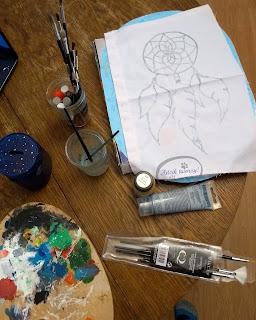 Adzik tworzy - poduszka DIY z zamkiem jak uszyć