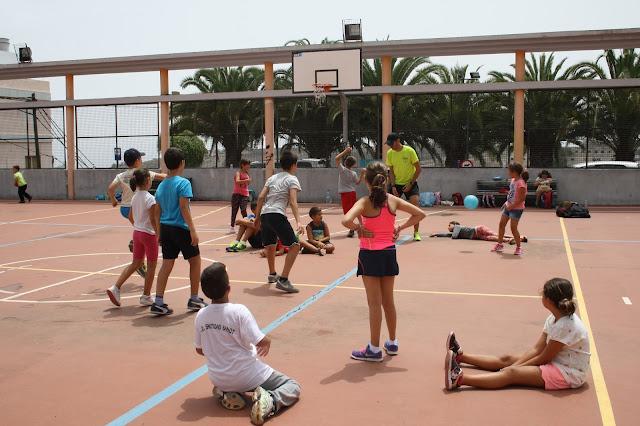 multideporte niños deporte baile moderno arucas