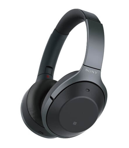 Sony Outs New WH-1000XM2 Noise-Cancelling Headphones