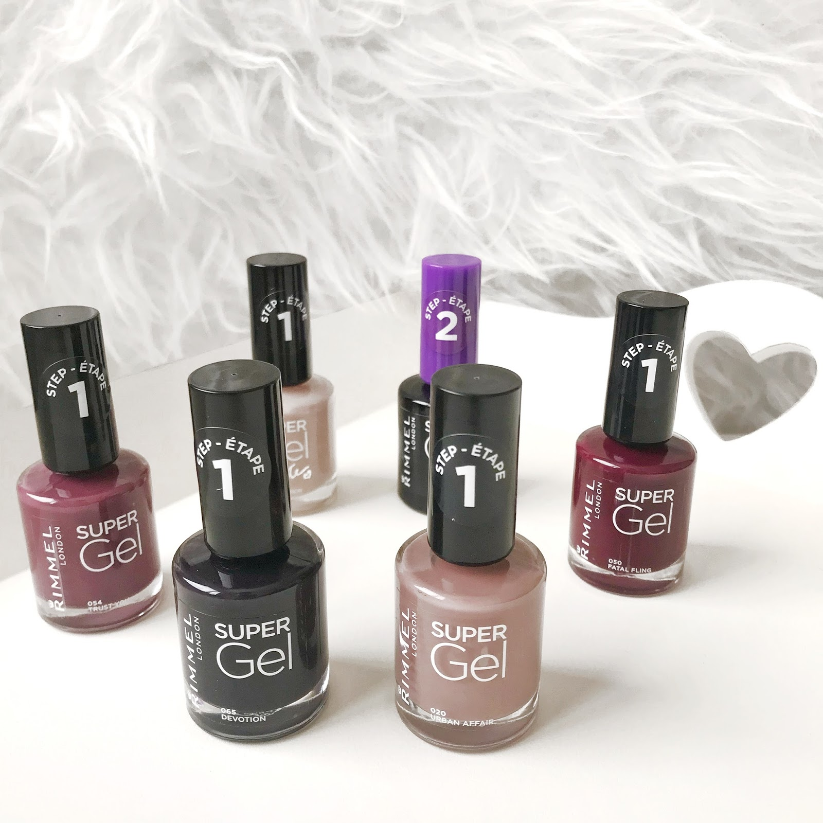 How To Apply Rimmel Gel Nail Polish - Creative Touch