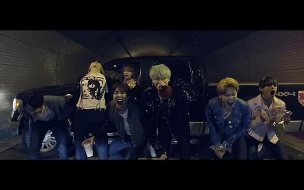A Daily Dose of K-Screen: [MV Review] BTS – Run