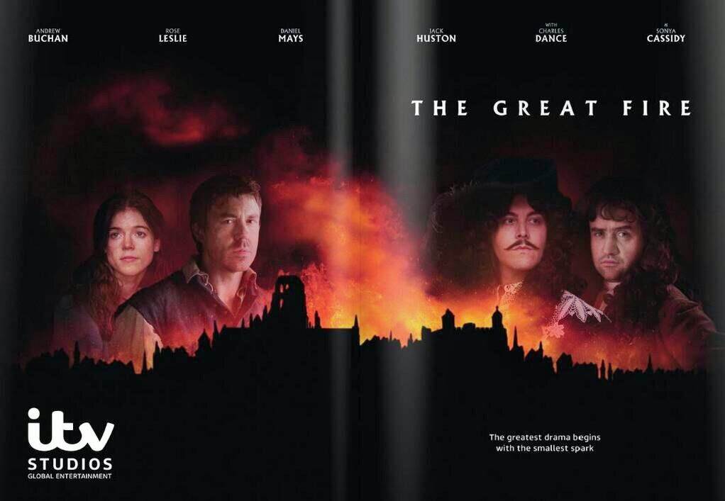 The Great Fire (2014-) ταινιες online seires oipeirates greek subs