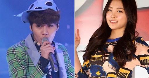 Taemin naeun real dating no fake 2