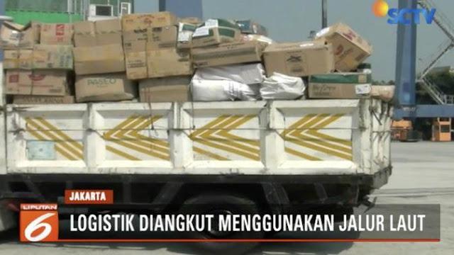 Lagi, Pemprov DKI Kirim 9 Truk Logistik untuk Korban Gempa Palu-Donggala