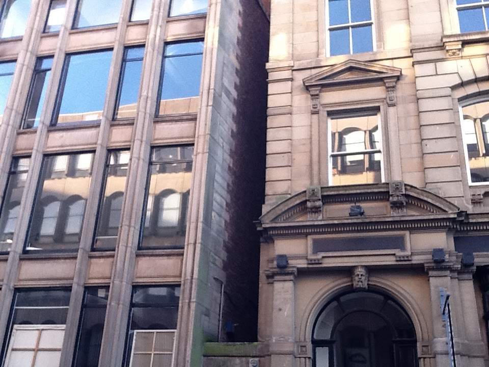 Façades Confidential: Is Oriel Chambers the first curtain wall ever?