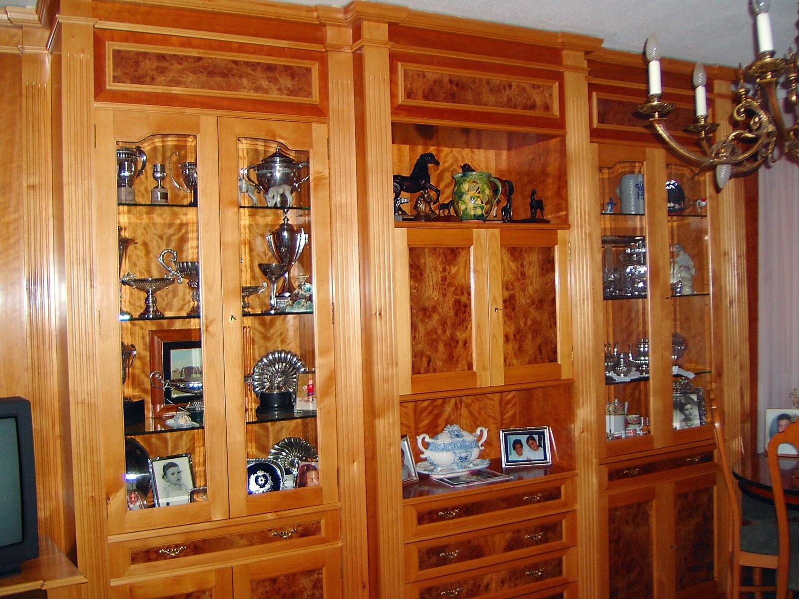 Librer as a medida en madrid muebles de madera fabritecma - Muebles a medida en madrid ...