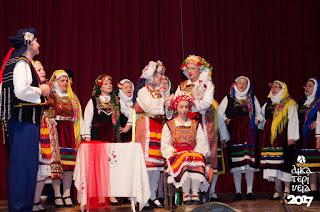 BINTEO - ΑΙΚΑΤΕΡΙΝΕΙΑ 2017- Νοσταλγοί της Παράδοσης: Ενθουσίασε η γεμάτη αναμνήσεις και δρώμενα του Έβρου παράσταση