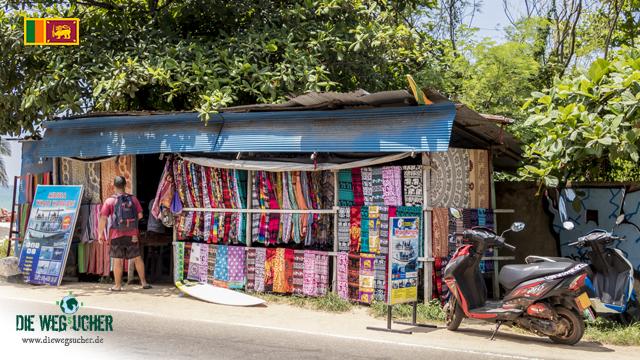 Arkadij und katja Weltreise in Mirissa, Sri Lanka