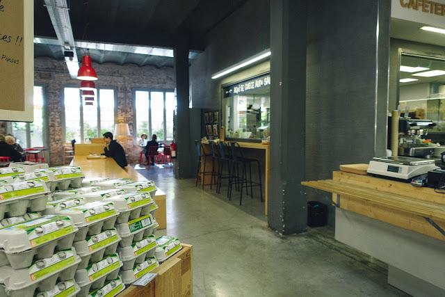 オッビオ(OBBIO Supermercat Ecològic)