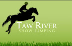 TAW RIVER SHOW JUMPING  with Kathy Hollick Blee