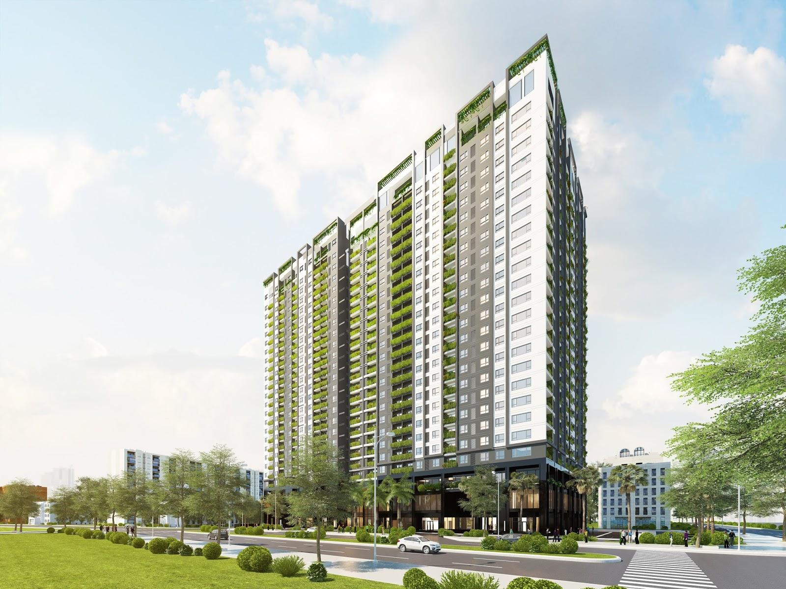 Mở bán chung cư cư cao cấp Anland Complex
