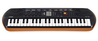 Keyboard casio SA 76