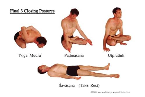 corporeal state ashtanga yoga  week 2
