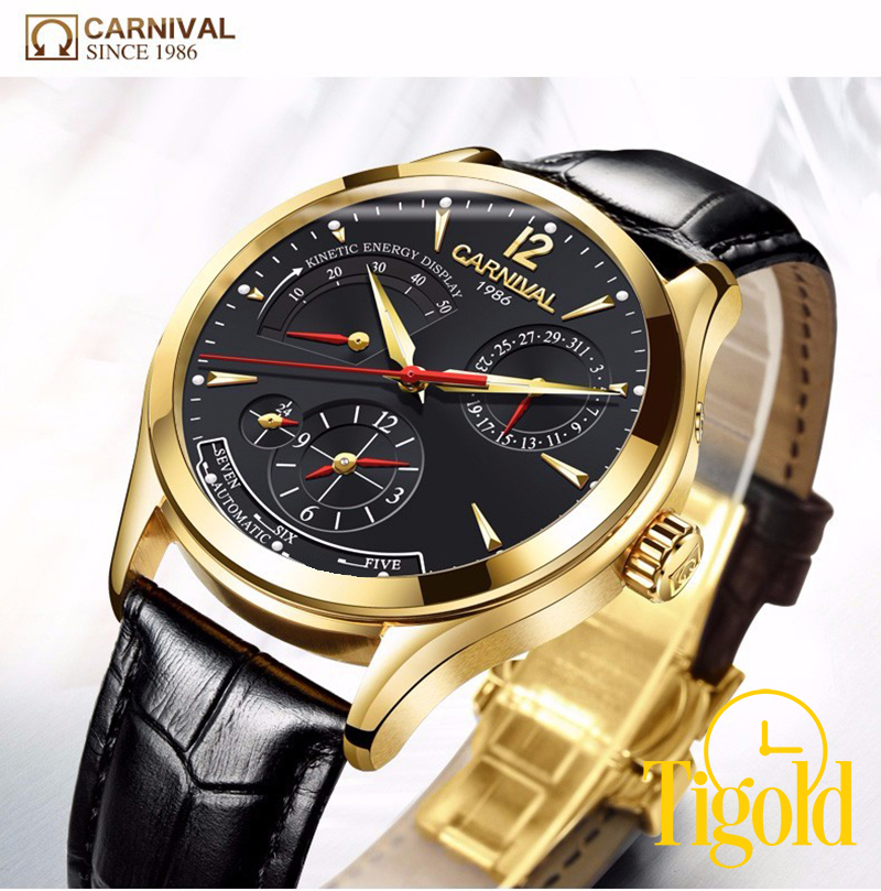 đồng hồ carnival 1986