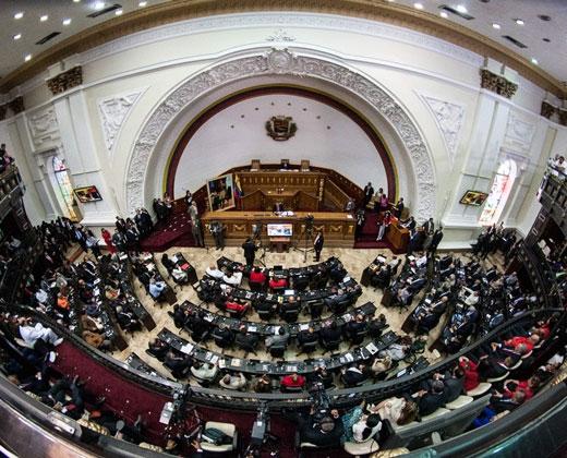 """Asamblea Nacional aprobó Proyecto de Acuerdo de """"reconducción presupuestaria"""""""
