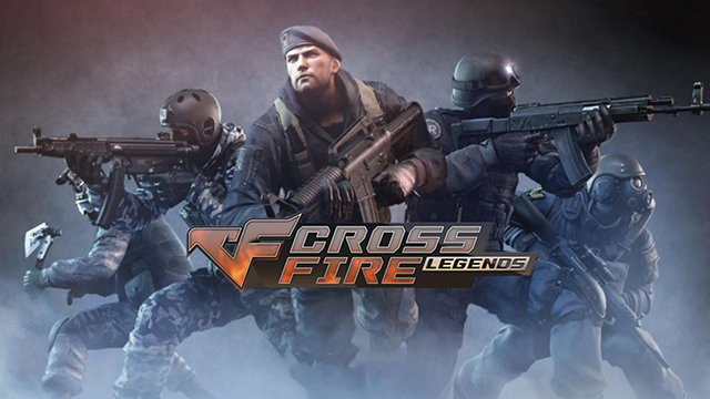 Crossfire - Game Battle Royale Android Terbaik