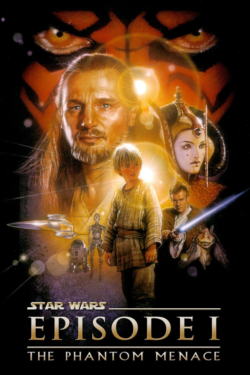 Star Wars Episode I: The Phantom Menace 1999