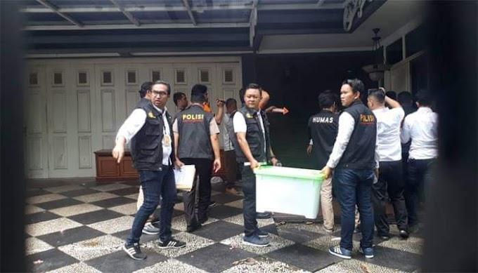 Bekas Kantor PSSI Di Geledah Satgas Anti Mafia Bola