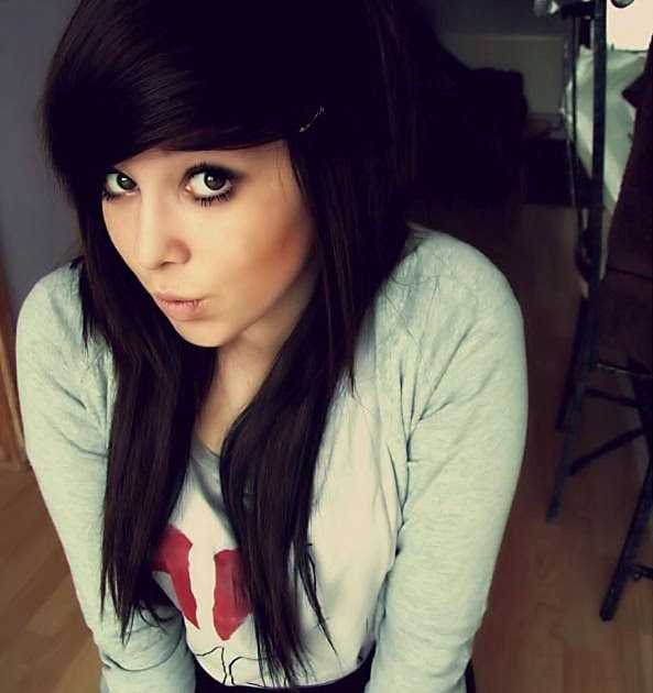 fashion hairstyles emo haircuts