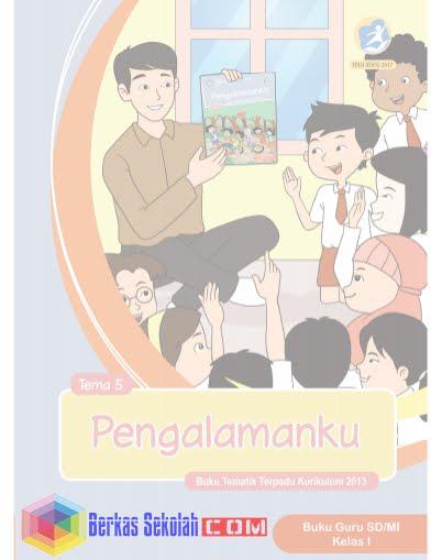 Buku Kurikulum 2013 Revisi 2017 Kelas 1 Semester 2 PDF
