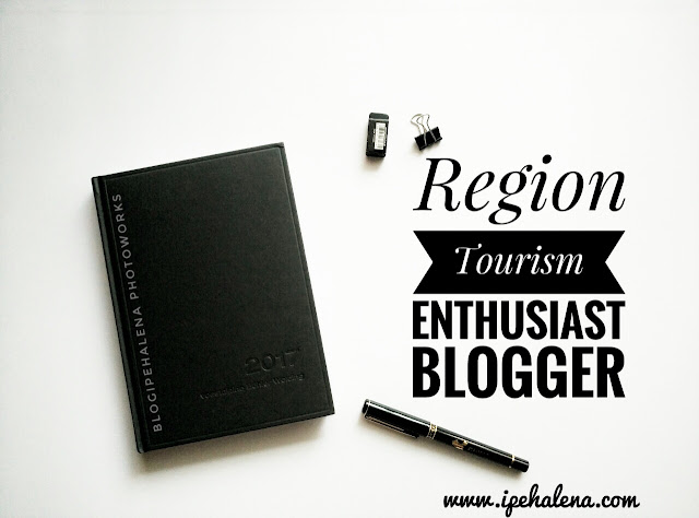 Region Tourism Enthusiast Blogger