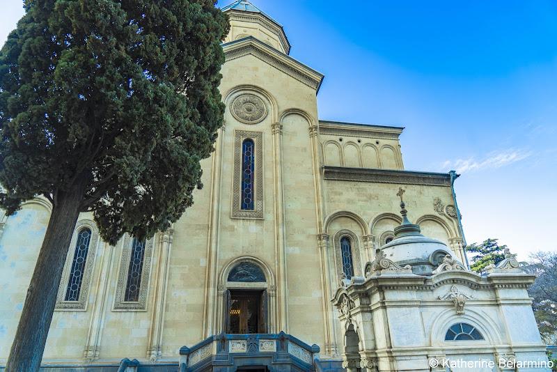 Kashveti Church Things to Do in Tbilisi Georgia
