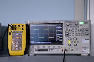 Taratura in frequenza DPI120-IS