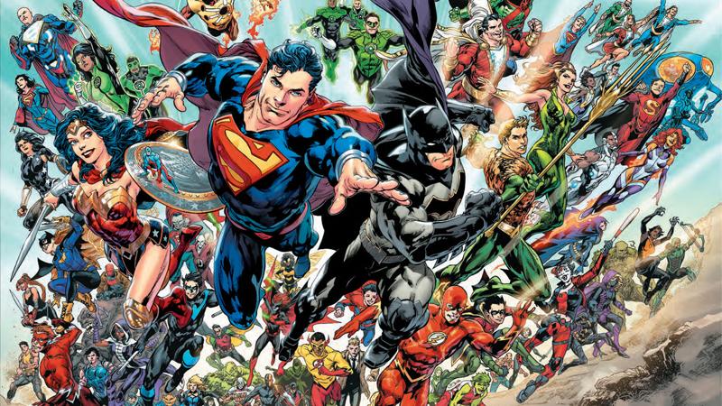 I Love Dc Comics : Accepting my love of dc comics and distrust marvel