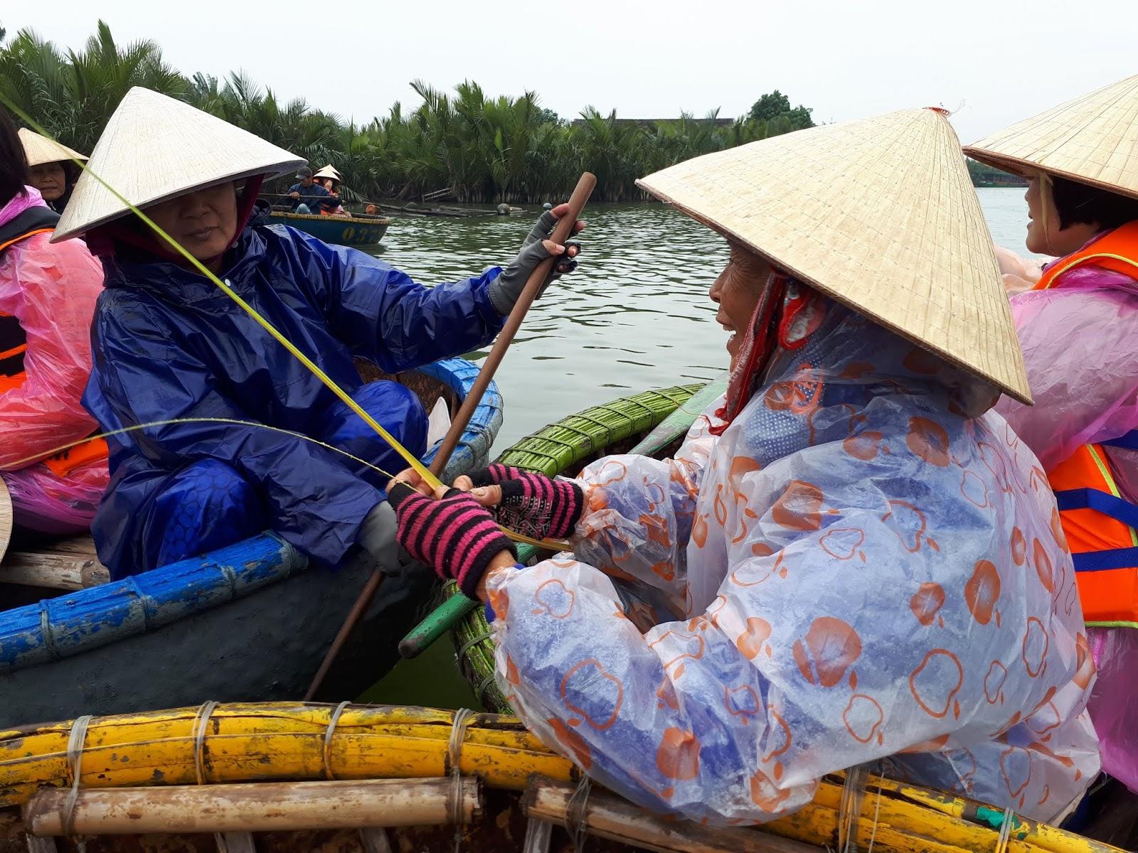 竹桶船體驗