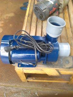 Pompa Air Yang Bagus 125, 200 Dan 400 Watt | Terpal Kolam