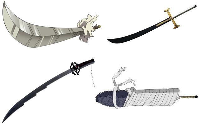 pedang anime