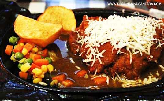 Artikel Kuliner Nusantara tentang obonk steak batam, rawa belong,  jakarta, jogja, bali dan bandung, sebagai menu dari restoran Obonk steak and Rib's.