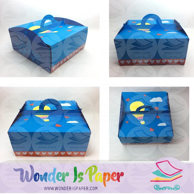 Caja de REGALO. GIFT Box