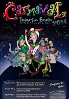 Carnaval de Tocina - Los Rosales 2014