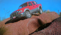 off road, 4x4 ford ranger