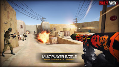 Bullet Party CS 2 : GO STRIKE v1.1.8 Mod Apk Money Ammo