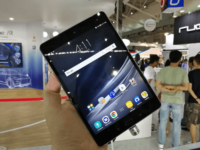 Asus Silently Launches ZenPad 3S 8.0 With 2K Screen